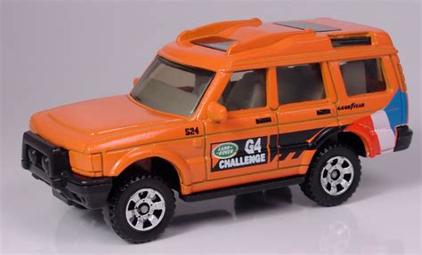 land rover matchbox land rover el garaje matchbox