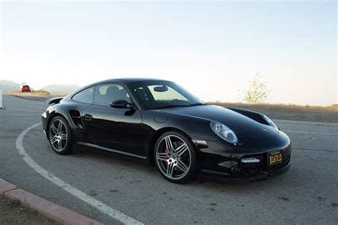 porsche black 911 2007 porsche 911 turbo black rennlist discussion forums
