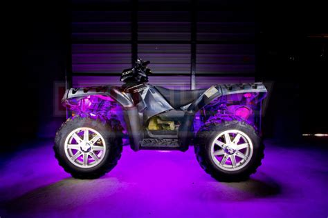 Atv Lights by Spotlight Ledglow S Advanced Million Color Atv Led Light