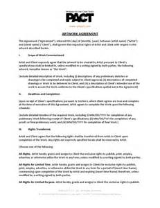 Boarder Agreement Template Border Agreement Template Ebook Database