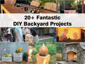 Yard Projects 20 Diy Projects For A Fabulous Backyard