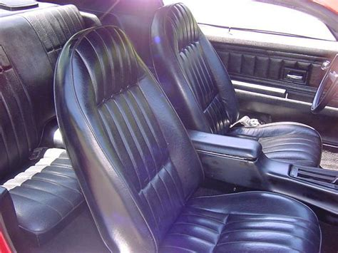 1980 camaro seats 72 camaro seat covers standard