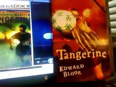 tangerine book report book review tangerine by edward bloor