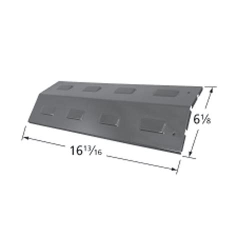 backyard grill brand replacement parts heavy duty bbq parts 96301 porcelain steel heat plate for