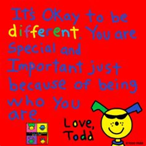 it s ok to be different books 1000 images about todd on messages