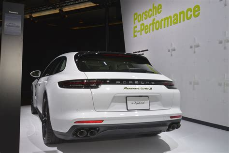 porsche technician porsche s panamera hybrid wagon is an impressive piece of tech