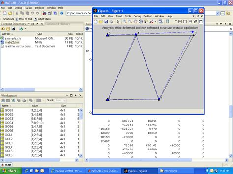 Matrix Analysis Of Structures matrix analysis of two dimensional bar structures mabs2d