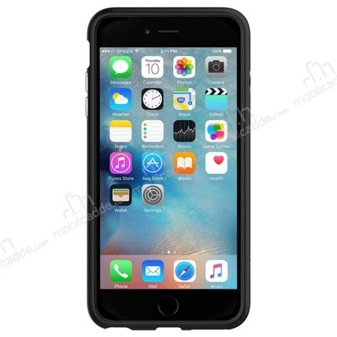 Spigen Ultra Hybrid Iphone 6 Plus 6s Plus Original Space spigen ultra hybrid iphone 6 plus 6s plus siyah kılıf
