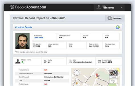 usa criminal history information, check a person