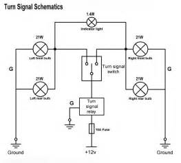 turn signal wiring diagrams get free image about wiring diagram