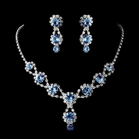 light sapphire blue rhinestone quinceanera mis quince