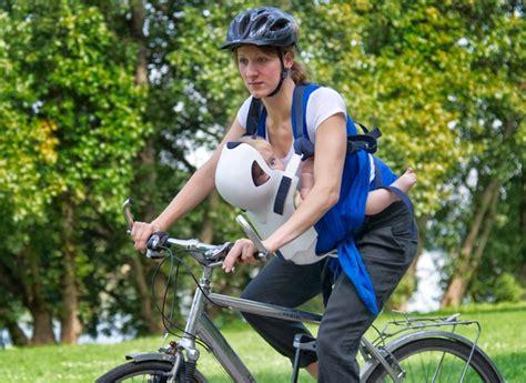 Motorrad Fahren Kinder Berlin by Babyprotector Igi Designstudentin Will Fahrradfahren F 252 R