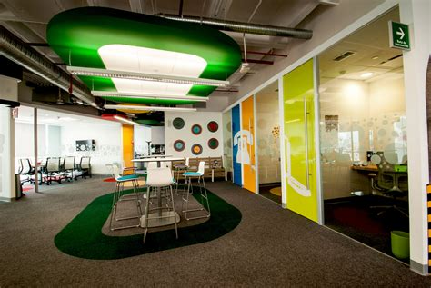 designboom office space gallery of google mexico space 13