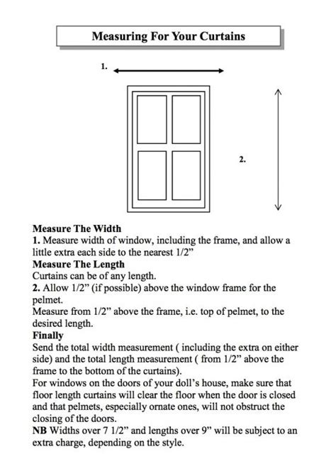 how to measure up curtains how to measure for your curtains reverie miniatures