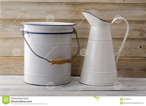 Jug For Bathroom Washstand Stock Photos Image 33189193
