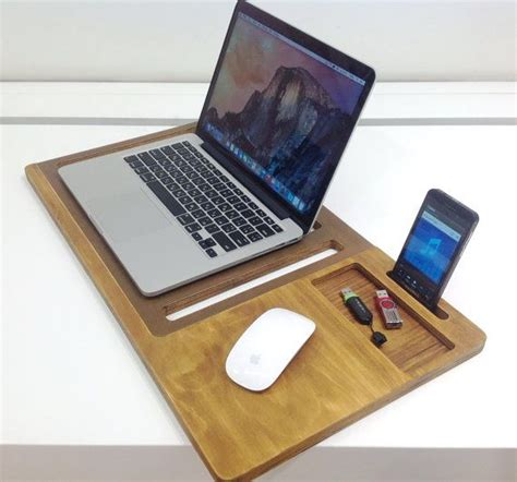 desk laptop 25 best ideas about laptop table on diy