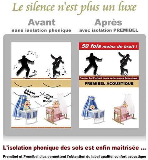 Isolation Phonique Murs Mitoyens 3774 by Guide Pratique De Premibel L Isolation Acoustique