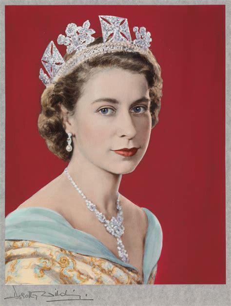 queen elizabeth the second queen elizabeth ii by dorothy wilding 1952 royals