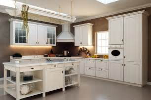 Interior Designing For Kitchen Traditional Kitchen Interior Design Newhouseofart Com