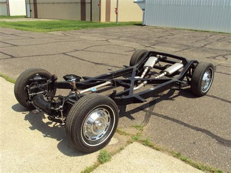 Cadillac On Corvette Chassis by C1 Corvette Frame Html Autos Post