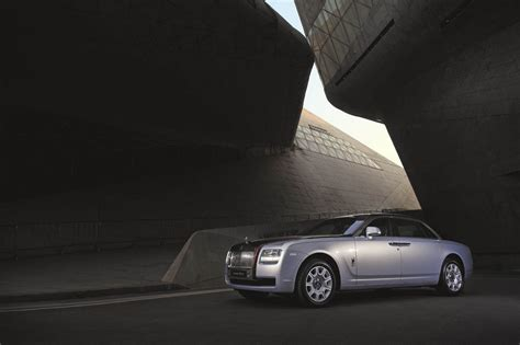 roll royce rouce rolls royce canton glory ghost speciaal voor china