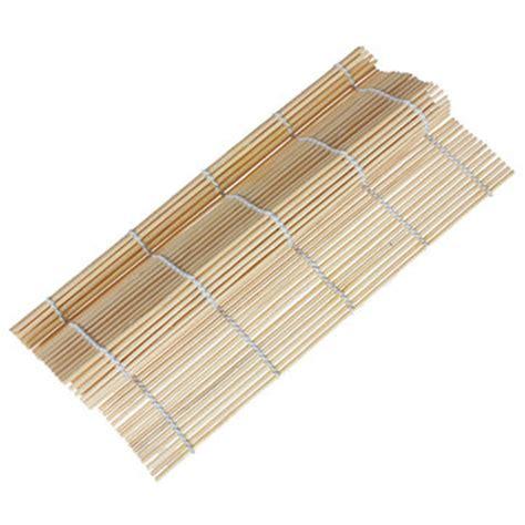 Bamboo Rolling Mat by Roll Japanese Sushi Rolling Makisu Bamboo Mat