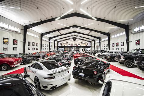 Luxury Car Garage Design ultra luxury man cave houses one man s multi million