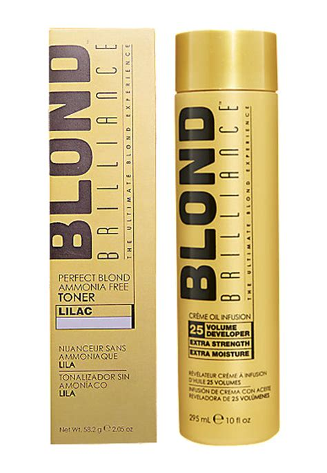 how to use blonde brilliance blonde brilliance toner hairstylegalleries com