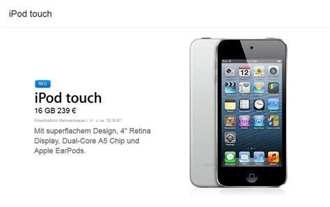 wann kommt der neue ipod touch apple bringt neuen ipod touch pc masters