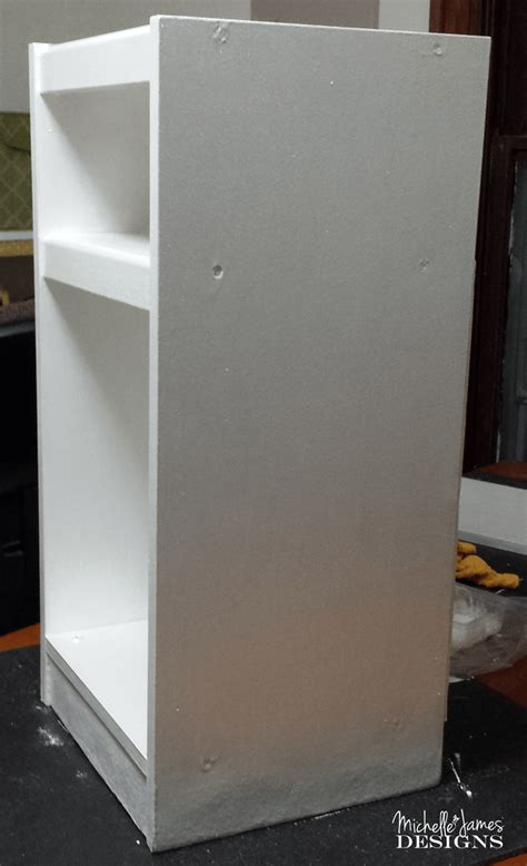 baby room cupboards cabinet makeover for a baby s room designs