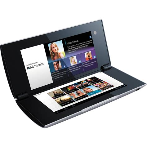Sony Tablet P 4 Gb sony 4gb tablet p with dual 5 5 quot touch screen sgpt211us s