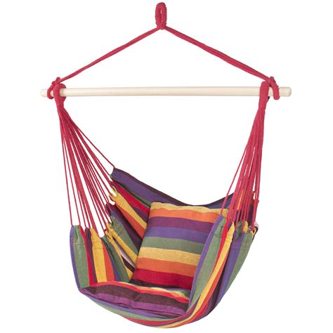hanging rope chair swing hammock hanging rope chair porch swing seat patio cing