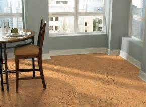 cork flooring an environmentally friendly flooring