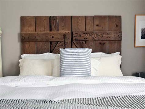 easy headboard ideas furniture simple steps of do it yourself headboard