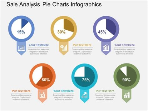 pie chart template powerpoint percentage powerpoint templates slides and graphics