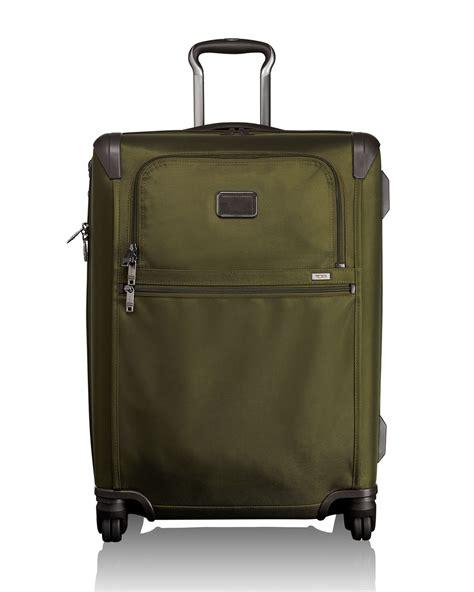 Koper Tumi Alpha 2 Trip Expandable 4 Wheel Packing lyst tumi alpha 2 olive trip expandable four