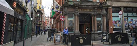 best pub in dublin the stags is officially the best pub in ireland