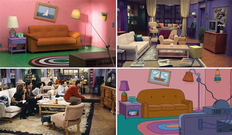The Living Room Tv Show - ikea recreates living rooms from iconic tv shows