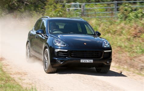 porsche cayenne 2016 diesel news porsche oz ups cayenne kit adds new base macan