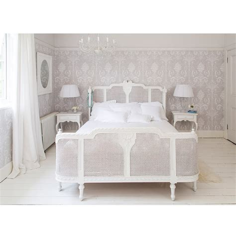 provencal lit lit white rattan bed luxury bed french beds and upholstered beds french bedroom company