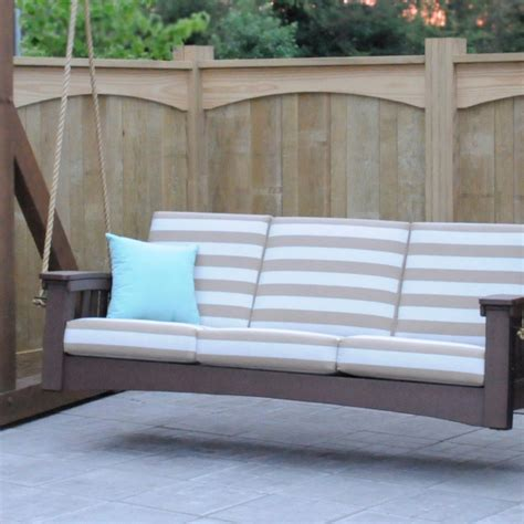 outdoor swing couch couch swing couch swing 4 tips to get a super comfy porch