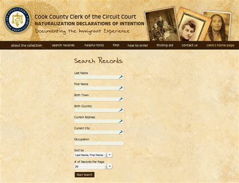 Circuit Court Of Cook County Illinois Search Cook County Illinois Naturalization Index Sassy