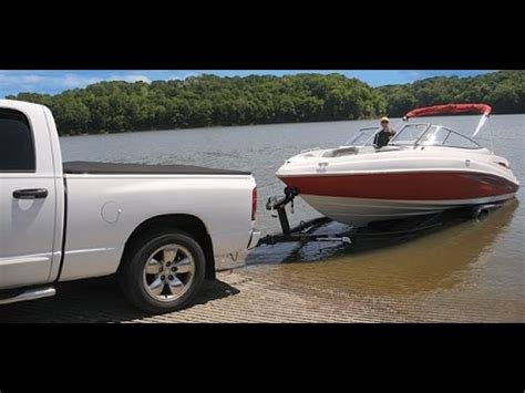 public boat launch drag lake brand new silverado in water at r total loss funnycat tv