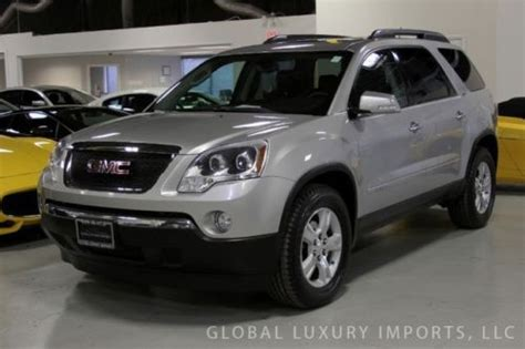 how to sell used cars 2007 gmc acadia spare parts catalogs service manual how to sell used cars 2007 gmc acadia spare parts catalogs 2007 gmc acadia