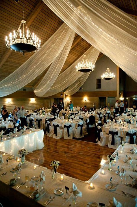 decorar techo boda hermosas ideas para decorar un techo usando tul boda