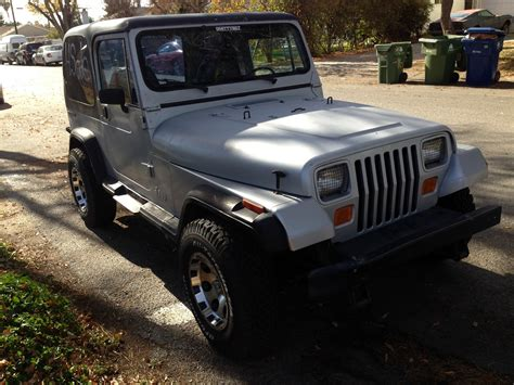 Of Jeep 1987 Jeep Wrangler Pictures Cargurus