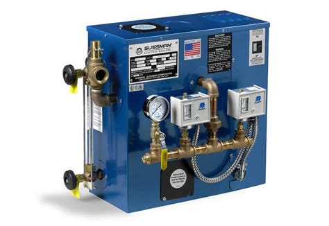 new upgrade to electric steam generators