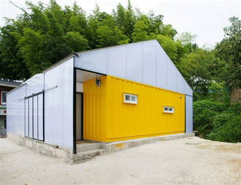 storage container home cost low cost house in a house made of 2 shipping containers
