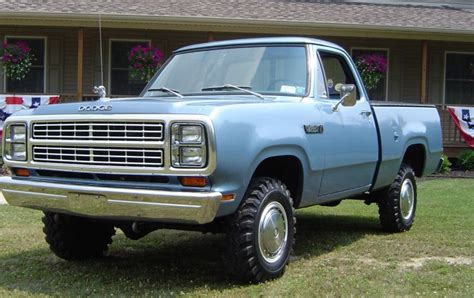 1979 Dodge Power Wagon: As New