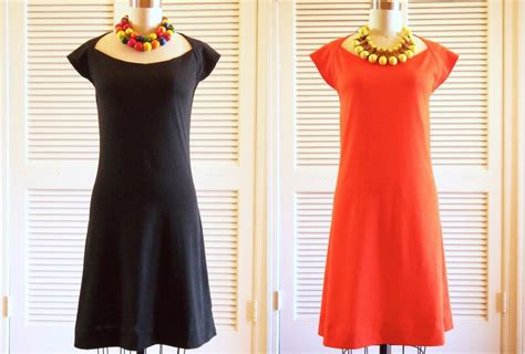 Pattern For Jersey Dress | vintage patterns 70s jersey dress what i do